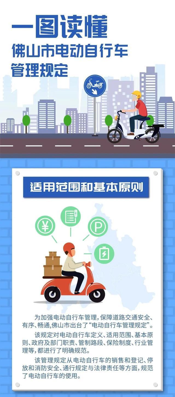 新规实施!@所有顺德人,家有电动自行车的要注意