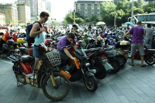 第三季度自行车出口额创25年纪录 电动自行车成出口销售主力