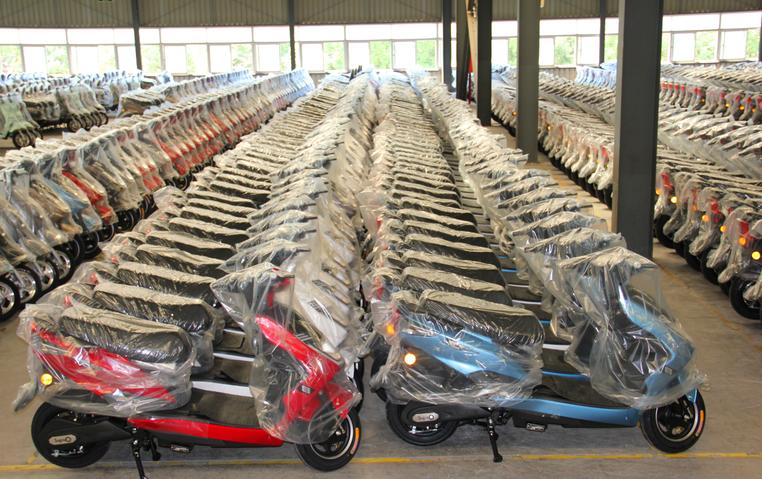 工信部:1-10月电动自行车完成产量2548.0万辆 同比增长33.4%